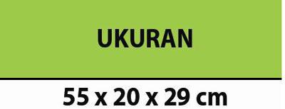 TEKIRO: TOOL BOX 3 SUSUN