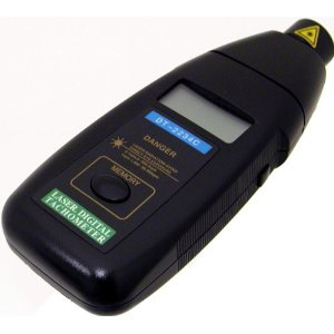 TACHOMETER DIGITAL LASER NON-CONTACT, DT-2234 L