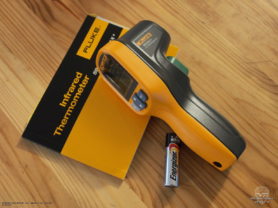 FLUKE 59 MAX INFRARED THERMOMETER