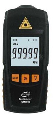 TACHOMETER DIGITAL LASER , GM8905