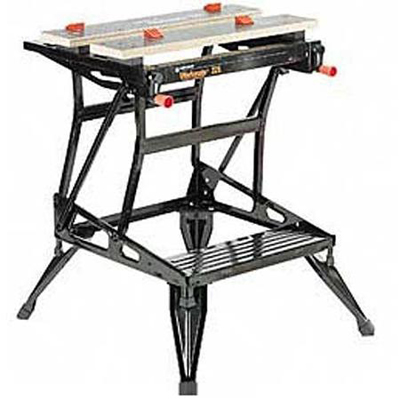 BLACK & DECKER WM225 WORKMATE 225 450 POUND CAPACITY PORTABLE WORK BENCH, WM225