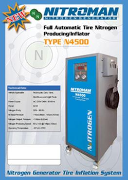 NITROMAN N2 GENERATOR - N 4500