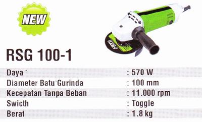 RYU: GRINDER RSG 100-1