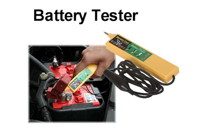 CONSTANT CAR BATTERY TESTER