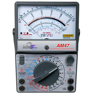 CONSTANT AM47 ANALOG MULTIMETER