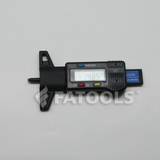 FATOOLS : DIGITAL TYRE THREAD DEPTH GAUGE