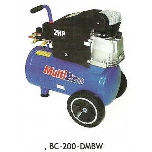 MULTIPRO AIR COMPRESOR BC-200-DMBW
