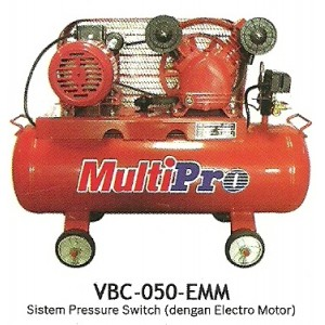 MULTIPRO AIR COMPRESOR VBC-050-EMM