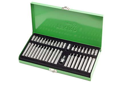 TEKIRO: BIT SET 42PCS